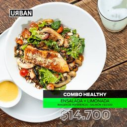 Combo Healthy