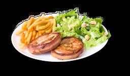 Filete de Pollo y Tocineta