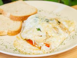 Huevos A La Huerta