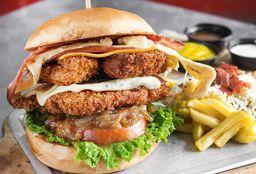Hamburguesa la BAM BAM Chicken