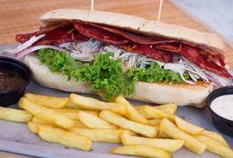 Sándwich Gazú Especial