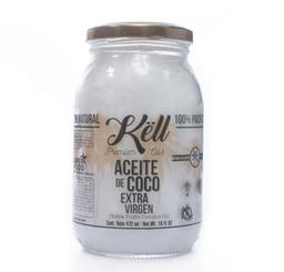Gastronomy Kell Aceite De Coco Extra Virgen