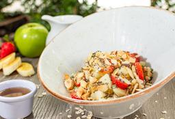 Bowl de Avena y Frutas Frescas
