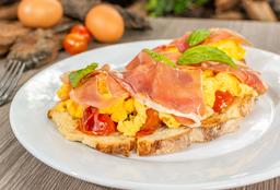 Tartine de Desayuno