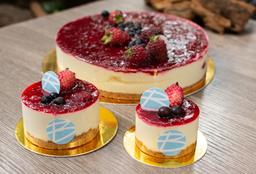 Cheesecake Moras Frescas