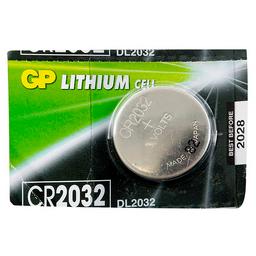 Pila de Litio Gp Tipo Moneda