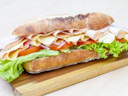 Sandwich 4 proteinas