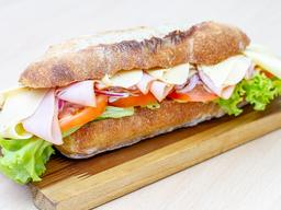 Sándwich 3 ingredientes