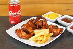 Combo Wings (Personal)