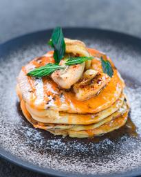 Pancakes en Caramelo