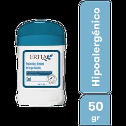 Ertia® Desodorante Hombre En Barra
