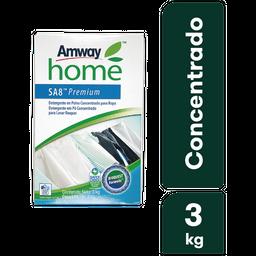 Sa8® Detergente En Polvo Concentrado 3Kg