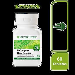 Nutrilite® Complejo B En Tabletas De Liberación Dual
