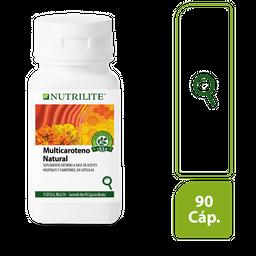 Nutrilite® Nutrilite Multicaroteno Natural