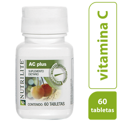 Nutrilite® Nutrilite Ac Plus Liberación Prolongada