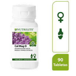Nutrilite® Cal Mag  D Advanced