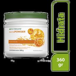 Nutrilite® Phytopowder Bebida Sabor Naranja - Tarro
