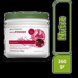 Nutrilite® Phytopowder Bebida Sabor Cereza - Tarro