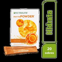 Nutrilite® Phytopowder Bebida Sabor Naranja - Sobres