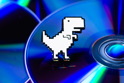 Dinosaurio internet