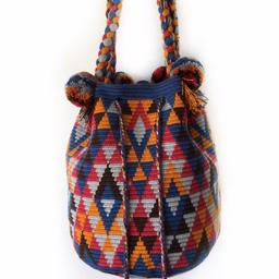 Bolso Wayuu grande