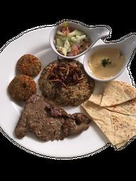 Almuerzo Arabe