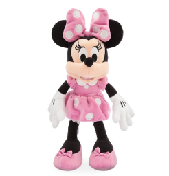Peluche Minnie Mouse 14""