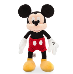 """Peluche mickey mouse 13"""""""