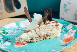 Genovesa de Chocolate y Milo Porción