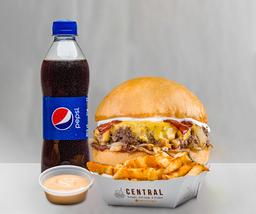 Combo Oklahoma Burger