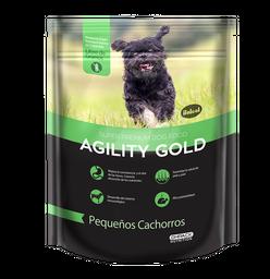 Agility gold pequeños cachorros 8 kg