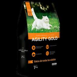 Agility Gold Gatos  7 Kg