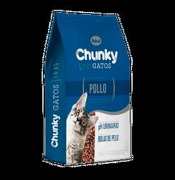 Chunky pollo gatos 8kg