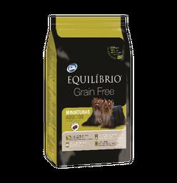 Equilibrio grain free razas miniatura adulto 1.5 kg
