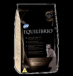 Equilibrio gatos light adulto 1,5 kg