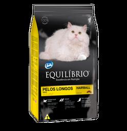 Equilibrio gato pelos longos adulto 1,5 kg