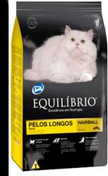 Equilibrio gato pelos longos adulto 7,5 kg