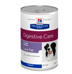 Hills Digestive Care I/D Low Fat Original Adulto 13OZ