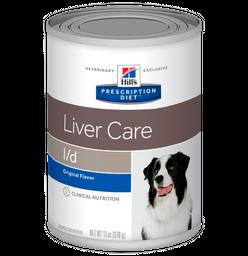 Hills liver care l/d original adulto 13oz