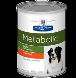 Hills metabolic weight management chicken adulto 13oz