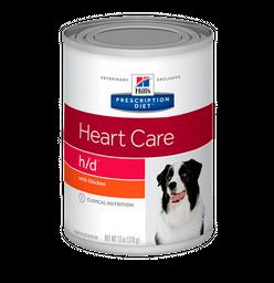 Hills heart care h/d chicken adulto 13oz