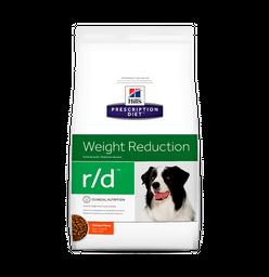 Hills weight reduction r/d chicken adulto 1,5 kg