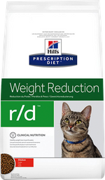 Hills weight reduction r/d chicken adulto 4 lb
