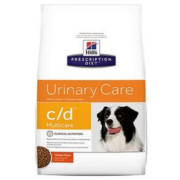 Hills urinary care c/d multicare chicken adulto 8,5 lb