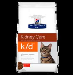 Kidney care k/d chicken. 4lbs 4 lb