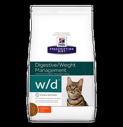 Hills Digestive-Weight Management W/D Chicken Adulto 4 Lb