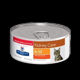 Hills kidney care k/d chicken adultos 5,5oz