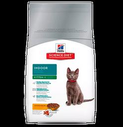 Hills indoor kitten 3.5 lb