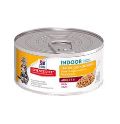 Hills indoor chicken adulto 5,5oz