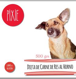 Pixie Carne Horneada 500 gr